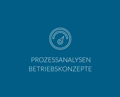 Prozessanalysen Betriebskonzepte